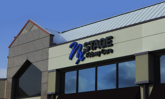NxStage Kidney Care in Oak Brook