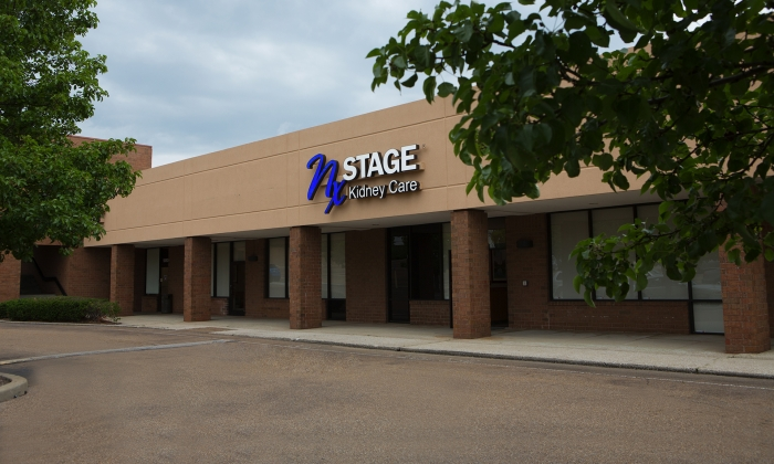 NxStage Kidney Care in St. Louis